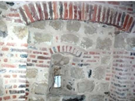 Église fortifiée Notre Dame (ouverte sur RDV)