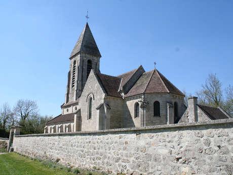 Eglise Saint-Rémi de Paissy