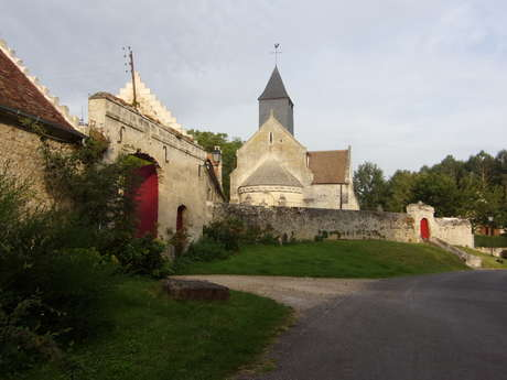A la découverte de Nampteuil-sous-Muret