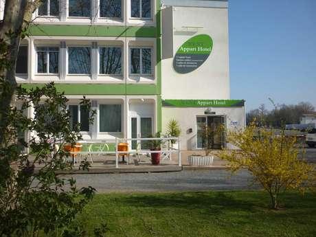 West Appart'Hôtel - résidence de tourisme