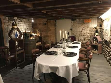 """Restaurant-traiteur """"Plaisirs des Sens"""""""