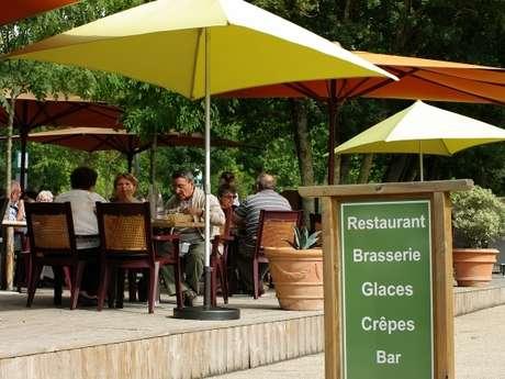 """Restaurant """"La Brasserie de la Repentie"""""""