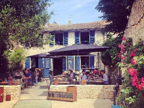 """Restaurant """"Les Planches"""""""