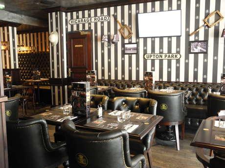 "Restaurant ""Au Bureau Niort"""