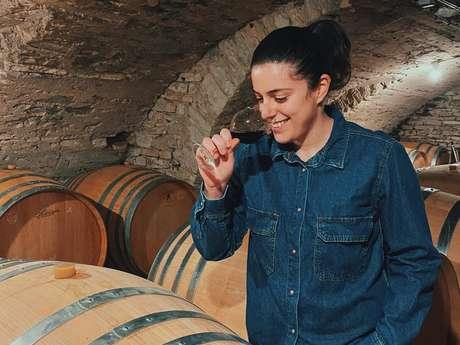Le vin s'anime