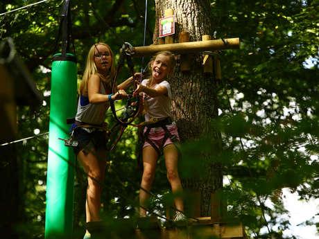 Acrogivry L'Aventure en Forêt
