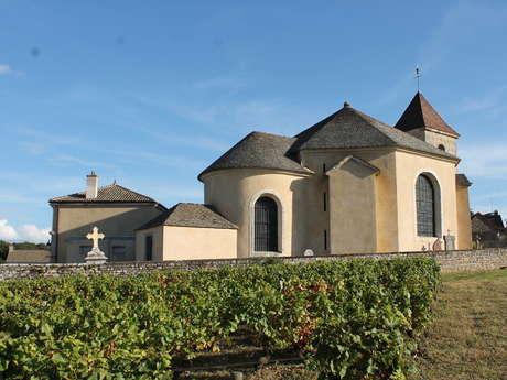 Eglise de Barizey