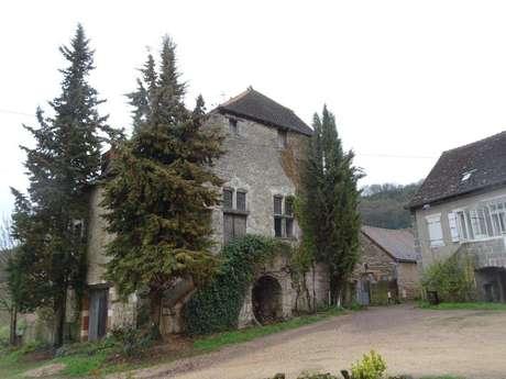 L'Evêché de Saint-Denis-de-Vaux