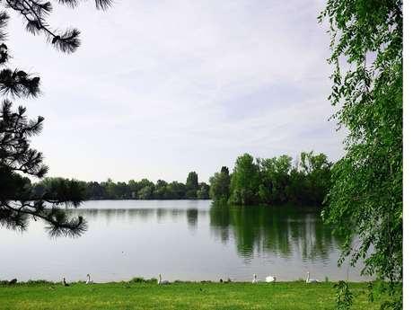 Lac des Prés Saint Jean