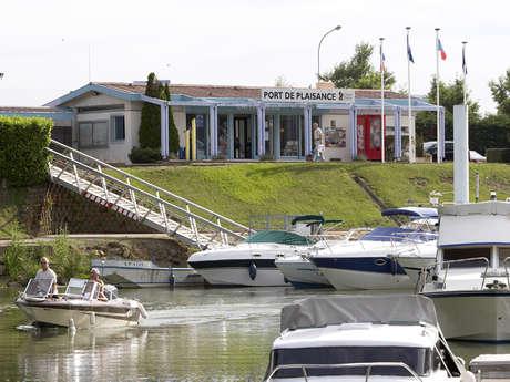 Port de plaisance de Chalon-sur-Saône