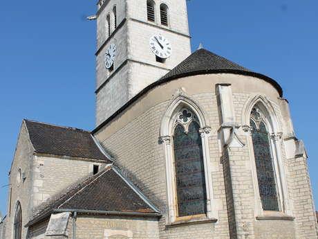 Église Saint Laurent de Rully