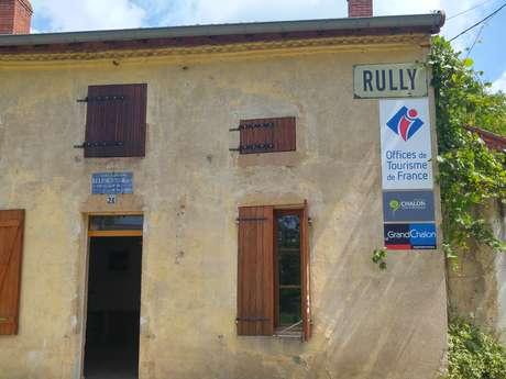Office de Tourisme et des Congrès du Grand Chalon - BIT de Rully