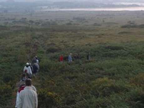 Randonnée du petit matin - Bale tarzh an deiz - Dimanche 25 octobre