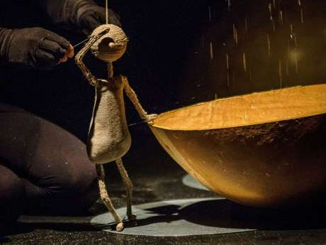 Marionnettes Ficelle, une Odyssée tissée de petits bouts