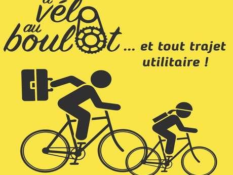 Challenge : A Vélo au Boulot !