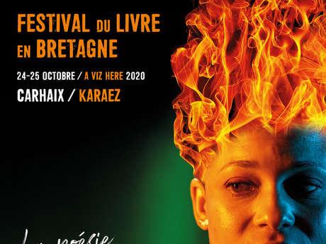 """Festival du Livre en Bretagne : """"La poésie bretonne dans tous ses états"""""""