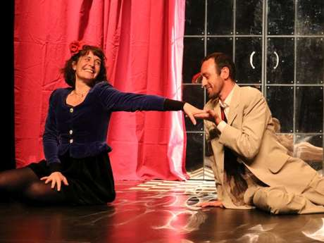 REPORTE Théâtre Le jeu de l'amour et du hasard