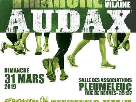 1ere Marche Audax en Ille et Vilaine