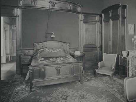 Ouverture des Appartements privés de James de Kerjégu