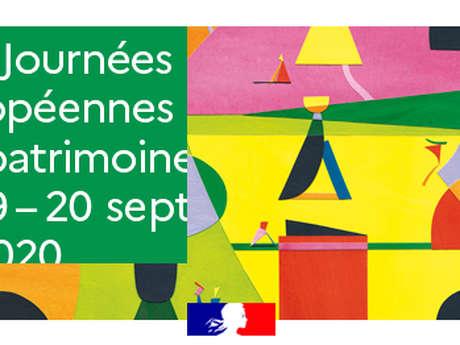 Journées européennes du Patrimoine: Visite décalée du patrimoine Carhaisien