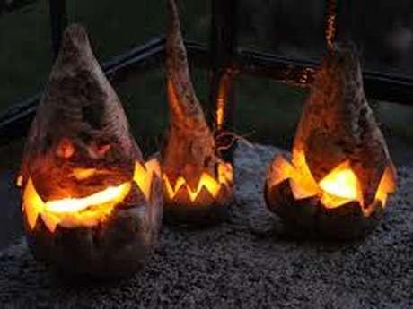Pommes, betteraves et lanternes !