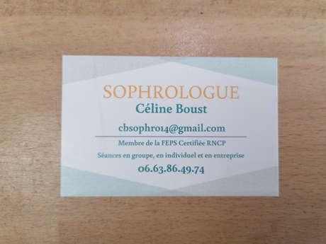 Boust Céline - Sophrologue