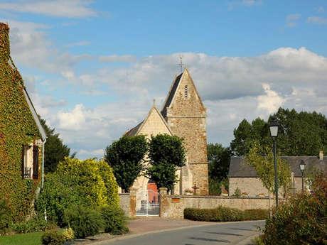 Eglise St Martin (XIè,XVIIIè et XIXè)