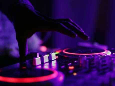 Soirée ambiance DJ à la Brasserie du Minigolf