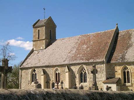 Eglise Saint Pierre (XIème siècle et XIXème)