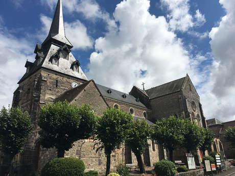Eglise St Pierre (XVème siècle)