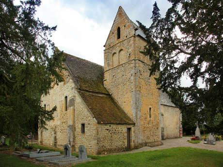 Sainte Annekerk - 12de, 13de en 18de eeuw