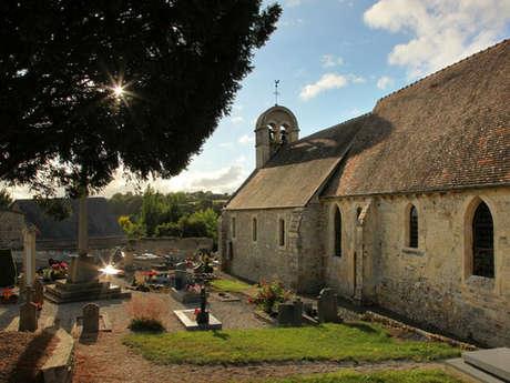 Eglise St Pierre (XIIème et XIXème siècles)