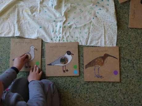 Histoires d'oiseaux (pour les enfants de 3 à 6 ans)