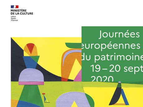 Journées du patrimoine : Exposition d'art contemporain