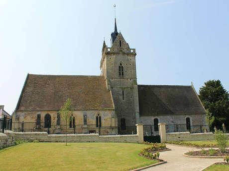Eglise Notre-Dame d'Urville (XVIIème)