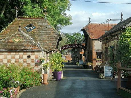 Village des artisans et créateurs de la Poterie du Mesnil de Bavent