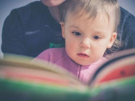 Atelier de réflexion sur la lecture pour les tout-petits