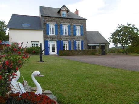 Chambre d'hôtes de la Mousse Mr et Mme Daudin