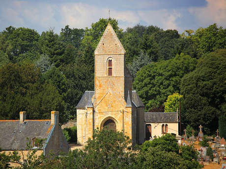 Church of Trois-Monts
