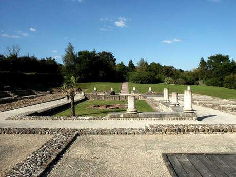 Vieux la Romaine, musée et sites archéologiques