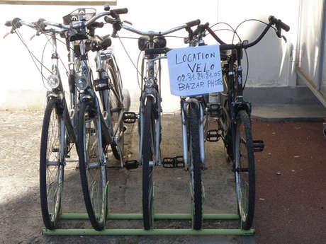 Location de vélos - Bazar Photo