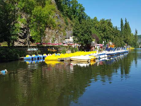Beau Rivage canoeing/kayaking