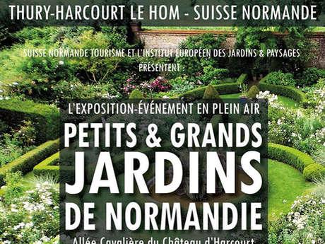 """Exposition """"Petits et grands jardins de Normandie"""""""