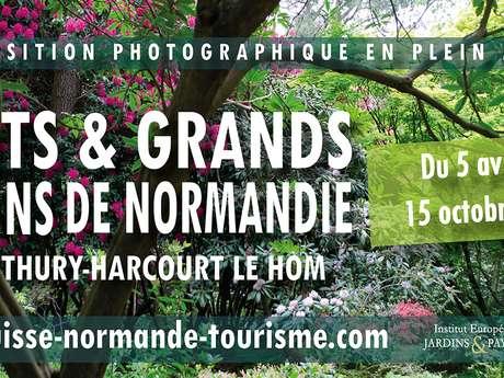 """Exposition """"Petits et grands jardins de Normandie"""" 2ème édition"""