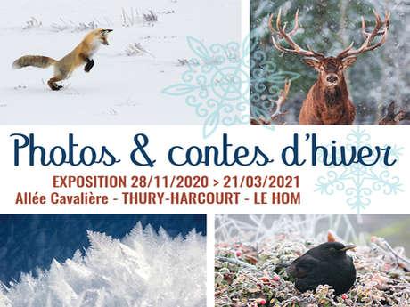 """Exposition """"Photos et contes d'hiver"""""""