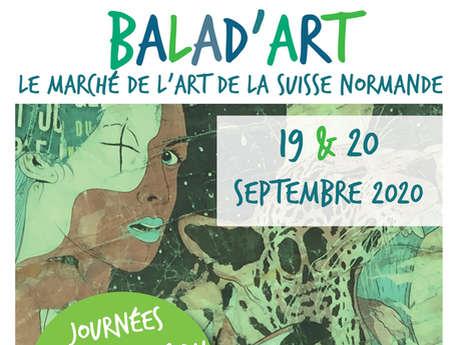 Balad'art - Marché de l'art
