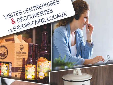 Visites des entreprises et découvertes des savoir-faire locaux - Brasserie artisanale de La Lie