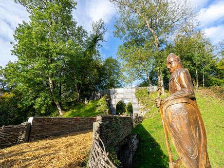 Journées du patrimoine : Espace Naturel et Historique de Chateau Ganne - visite guidée