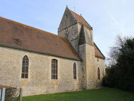 Eglise Saint-Lô (XI siècle)