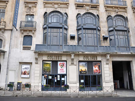 CGR CINEMAS LE COLISEE